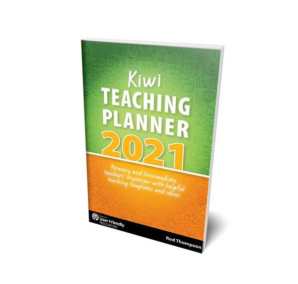 Kiwi Teaching Planner 2021