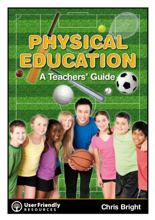 Physical Education Book resources primary school