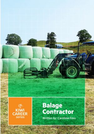 Kiwi Career Series: Balage Contractor