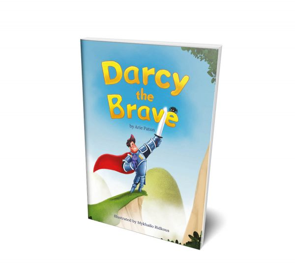 darcy the brave children's book
