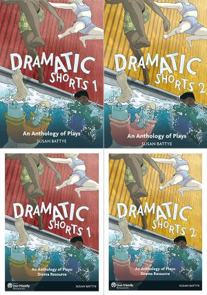 Dramatic Shorts 4 book series